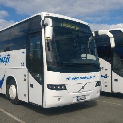 Hojo Matkat Oy - Bussimatkat ja Tilausajot